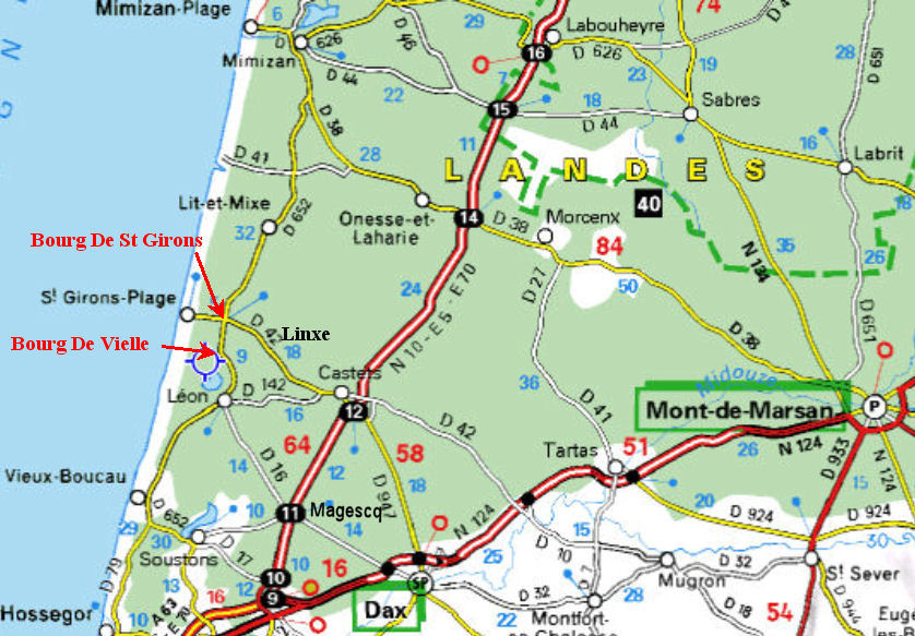 Plan De Ville De France